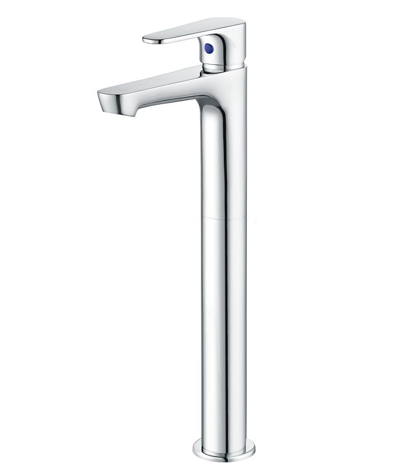 Vòi lavabo lạnh thân cao - B061CU