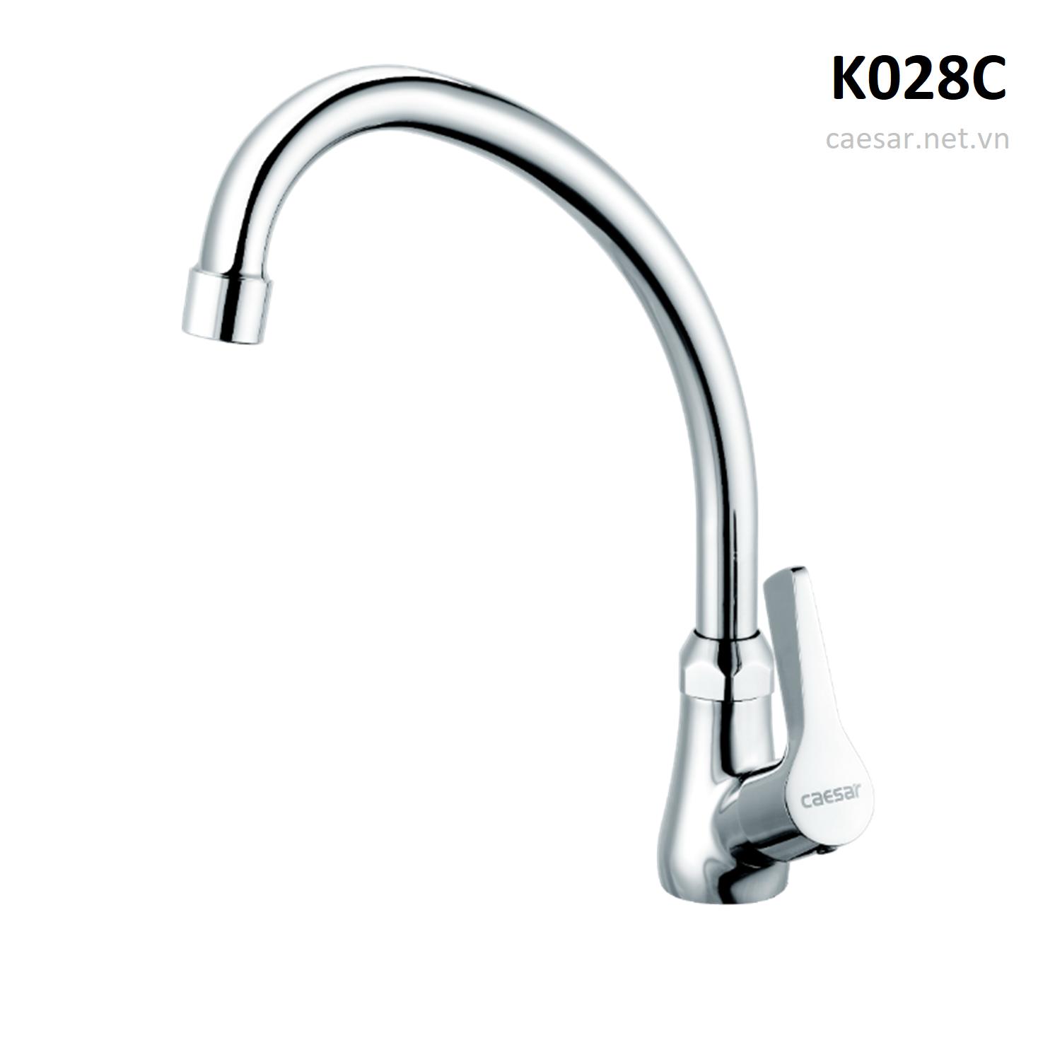 Vòi bếp lạnh - K028C
