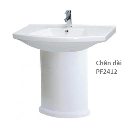 Chân dài lavabo - PF2412