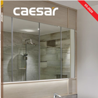 CAESAR - BATHROOM CATALOGUE 2020 (05-2020)
