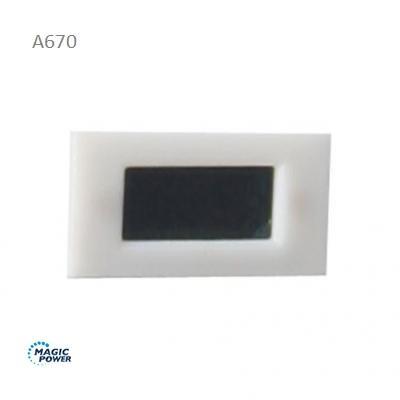 Bộ xả cảm ứng từ (bệ tiểu) - A670