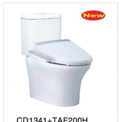 Bàn cầu nắp điện tử CD1341+TAF200H