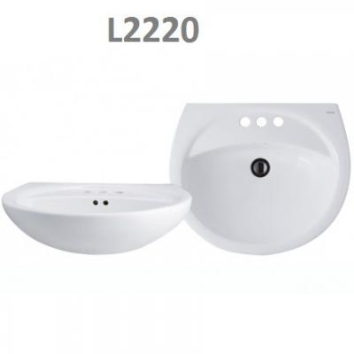 Lavabo treo tường - L2220