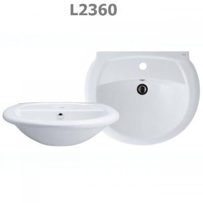 Lavabo treo tường - L2360