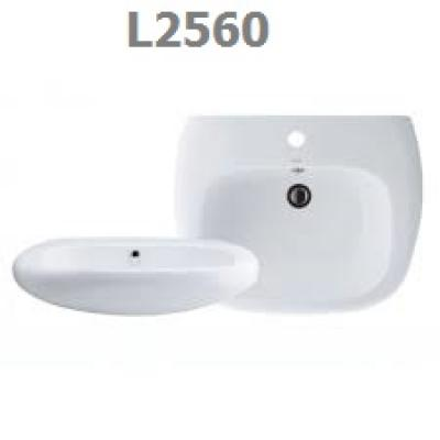 Lavabo treo tường - L2560